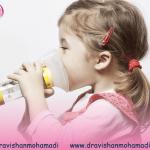 آسم در کودکان
